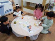 홍광유치원, 사랑을담아마음을전하는'화분케이크'
