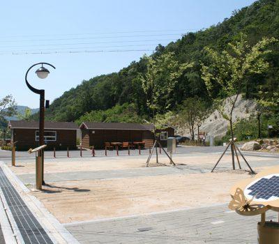 청풍호오토캠핑장