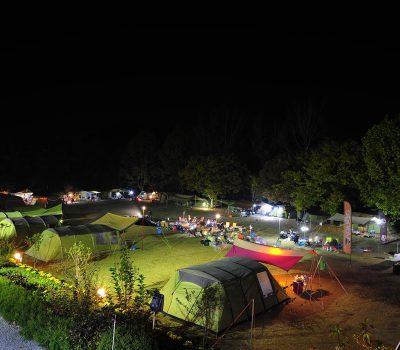 제천 옛날학교 캠핑장